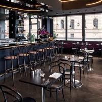 호텔 아마노 그랜드 센트럴 Restaurant