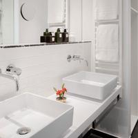 호텔 아마노 그랜드 센트럴 Bathroom