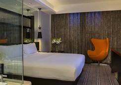 크리스탈 오렌지 호텔 상하이 캉차오 - 상하이 - 침실