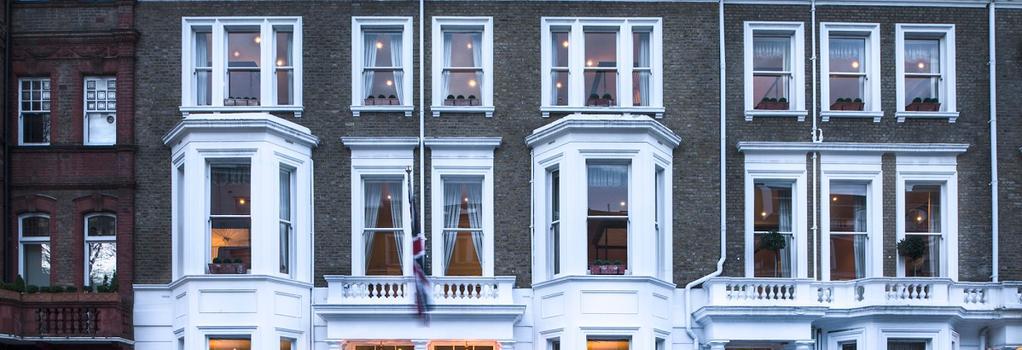 더 크랜리 호텔 - 런던 - 건물