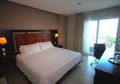 Hotel Perla Spondylus - Manta - 침실