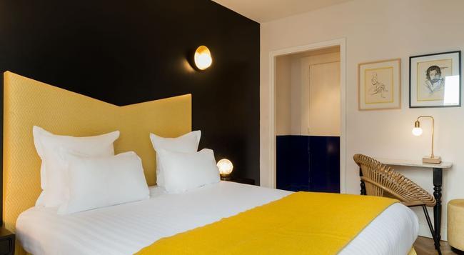 퀄리티 호텔 말제르브 - 파리 - 침실
