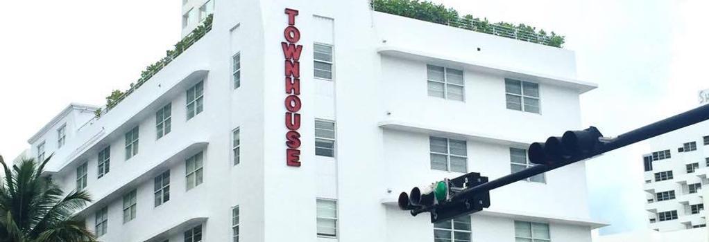 타운하우스 마이애미 비치 - 마이애미비치 - 건물