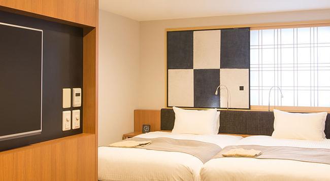 호텔 호케 클럽 아사쿠사 - 도쿄 - 침실