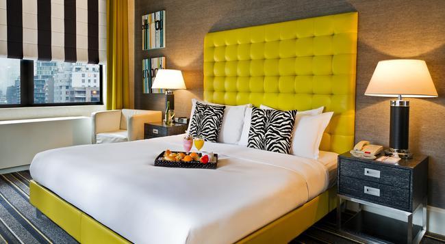 더 마셀 앳 그라머시 호텔 - 뉴욕 - 침실