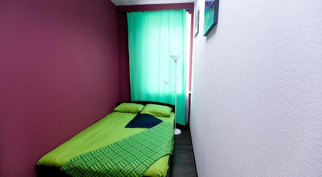 호스텔 테플로 - 상트페테르부르크 - 침실