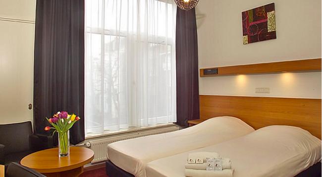 호텔 니콜라스 비첸 - 암스테르담 - 침실
