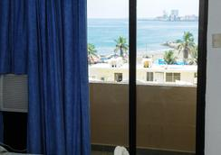 Hotel Ziami - 베라크루스및인근지역 - 침실
