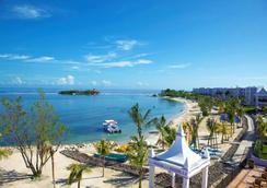RIU Montego Bay - 몬테고베이 - 해변