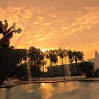 Disney's All-Star Movies Resort Outdoor Pool