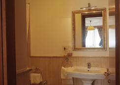 호텔 빌라 로사 - 로마 - 욕실