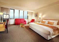 리갈 에어포트 호텔 - 홍콩 - 침실