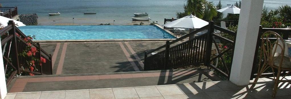 무로크 에보니 호텔 - Mont Lubin - 수영장