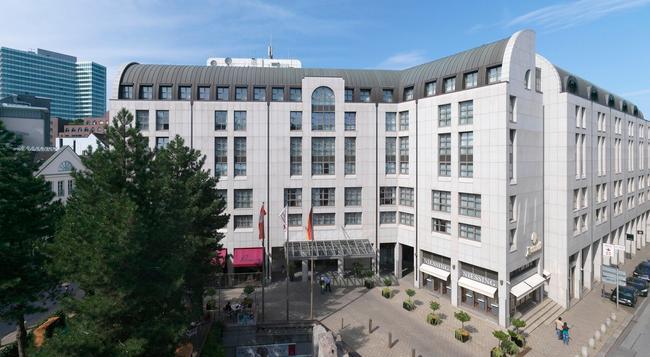 함부르크 메리어트 호텔 - 함부르크 - 건물