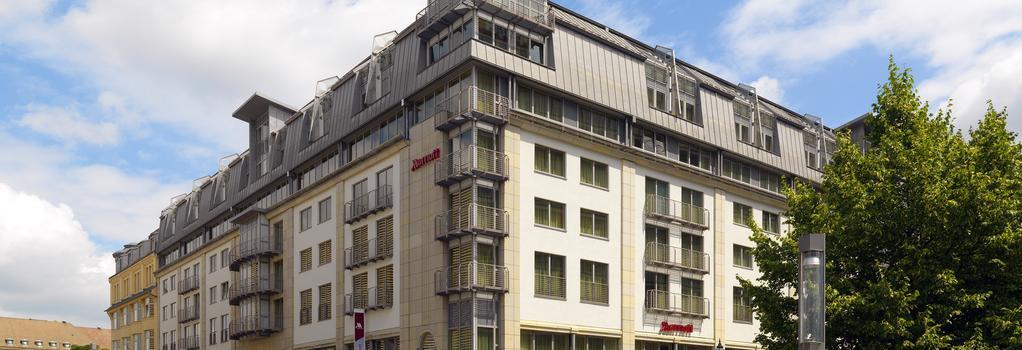 라이프치히 메리어트 호텔 - 라이프치히 - 건물