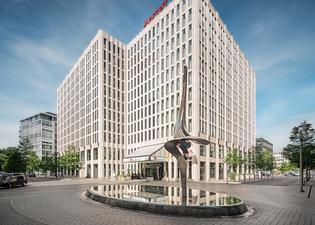 베를린 메리어트 호텔