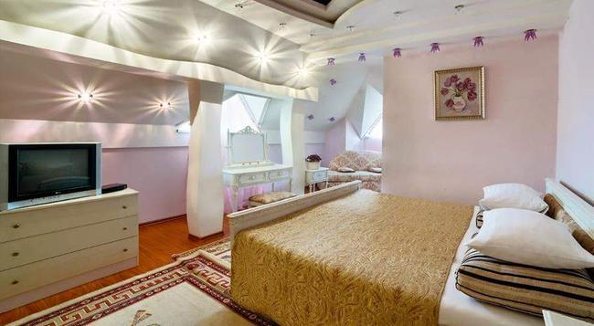 Ezio Palace Hotel - Chisinau - 침실