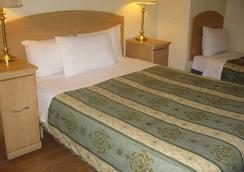 세븐 다이얼스 호텔 - B&B - 런던 - 침실