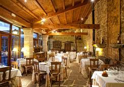 Casa Grande Do Bachao - 산티아고데콤포스텔라 - 레스토랑