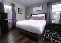 Shadyside Inn All Suites Hotel - 피츠버그 - 침실