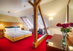 호텔 티트리노 - 프라하 - 침실