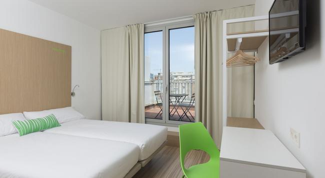 스마트룸 바르셀로나 - 바르셀로나 - 침실