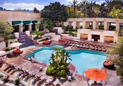 San Diego Marriott Mission Valley - 샌디에이고 - 수영장