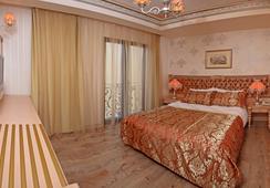 알바트로스 프리미어 호텔 - 이스탄불 - 침실
