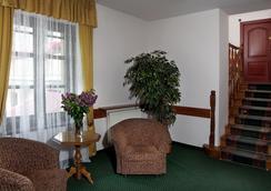 Hotel Fortuna Bis - 크라쿠프 - 로비