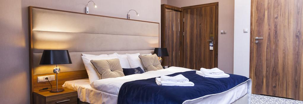 Excelsior Boutique Hotel - 크라쿠프 - 침실
