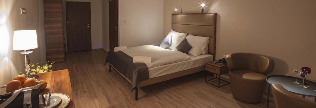 Pergamin Royal Apartments - 크라쿠프 - 침실