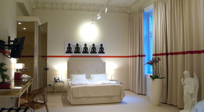 Home Hotel - 크라쿠프 - 침실