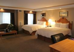 Ambassador Hotel - Milwaukee - 밀워키 - 침실
