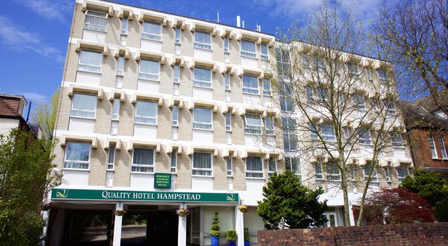 퀄리티 호텔 햄프스티드 - 런던 - 건물