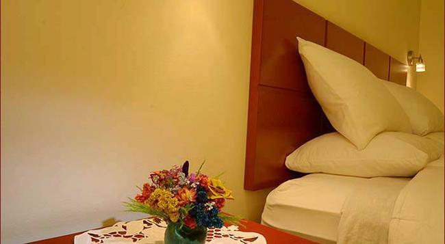 호텔 골든 잉카 - 쿠스코 - 침실