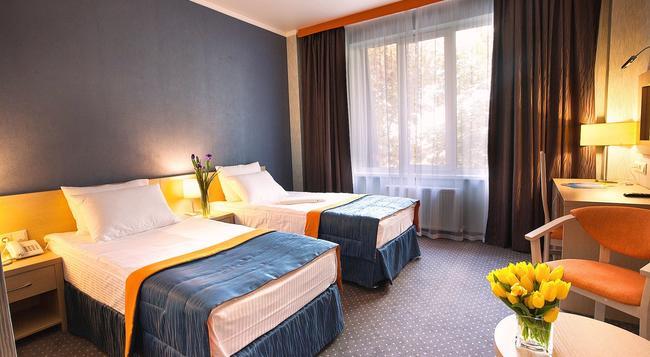 에어로호텔 크란스노다르 - 크라스노다르 - 침실