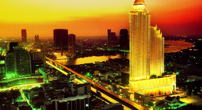 르부아 엣 스테이트 타워 호텔 - 방콕 - 건물