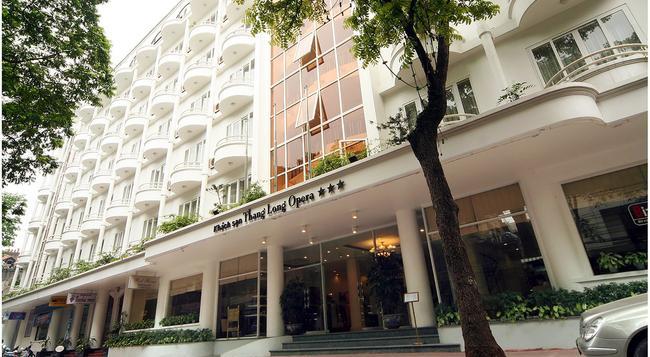탕롱 오페라 호텔 - 하노이 - 건물