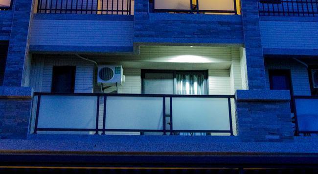 웨이브라이더 하우스 - 헝춘 - 건물