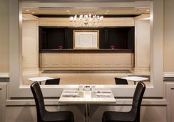 The Kirkley Hotel & Conference Center Lynchburg - 린치버그 - 레스토랑