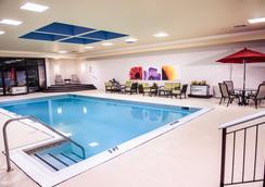 The Kirkley Hotel & Conference Center Lynchburg - 린치버그 - 수영장