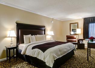 The Kirkley Hotel & Conference Center Lynchburg