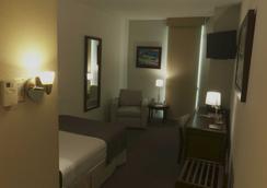 Hotel Continental - 과야킬 - 침실