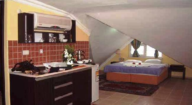Sinemis Otel - 안탈리아 - 침실