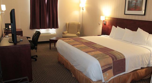 Hotel Gander - Gander - 침실