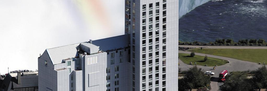 디 오크스 호텔 오버루킹 더 폴스 - 나이아가라폴스 - 건물