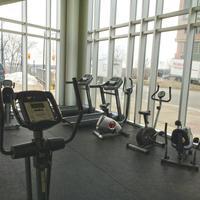 디 오크스 호텔 오버루킹 더 폴스 Fitness Facility