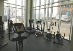 디 오크스 호텔 오버루킹 더 폴스 - 나이아가라폴스 - 체육관