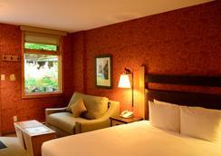 폭스 호텔 & 스위트 - 밴프 - 침실