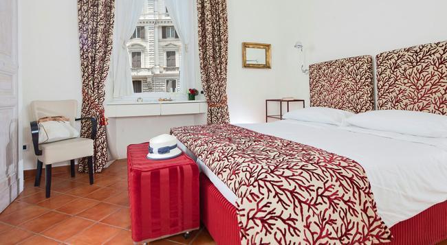 캐사르 하우스 레지덴즈 로마네 - 로마 - 침실